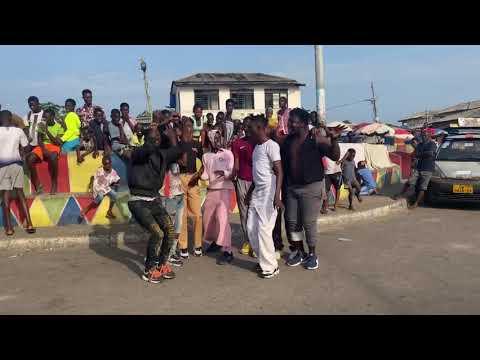 CRAZY DANCE STEPS FROM  JAMESTOWN | GHANA