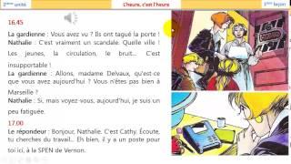 تعلم اللغة الفرنسية - محادثة 9 French4arab