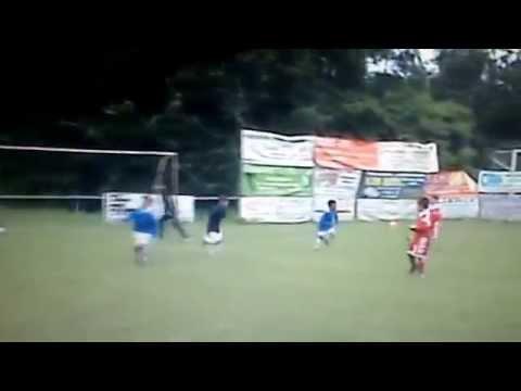 Jeune footballeur 2005 ilias benkhaled