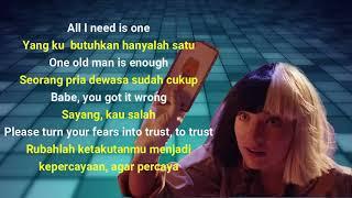 Download LSD - Thunderclouds (Lyrics dan Terjemahan Bahasa Indonesia) Mp3