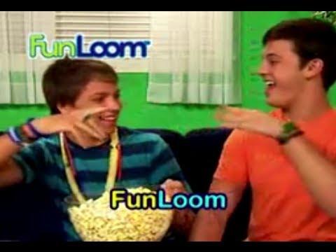 FunLoom Commercial FunLoom As Seen On TV Rubber Band Bracelet Making Kit | As Seen On TV Blog
