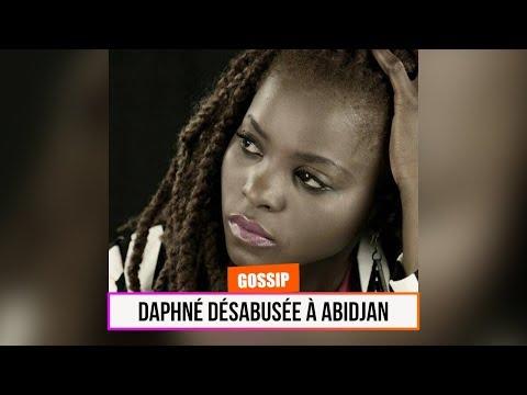 Daphné désabusée à Abidjan