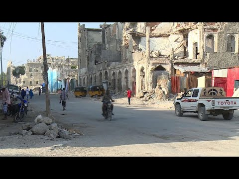 Semblance of normality in Somalia's capital despite terror attacks