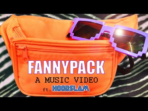 FANNYPACK [MUSIC VIDEO] | Wrestling With Wregret