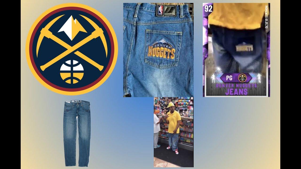 The Denver Nuggets Jeans Meme Compilation Youtube