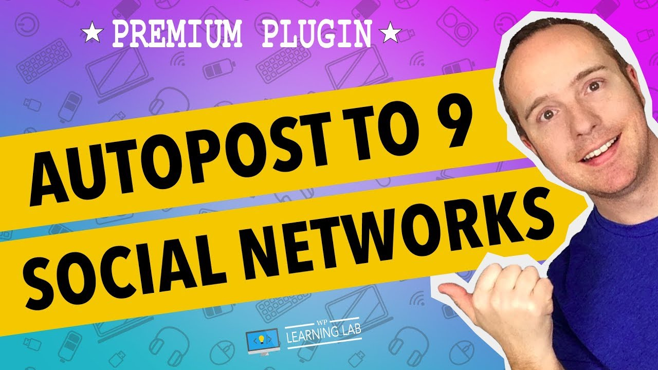 How To Auto Post WordPress To Social Networks With FS Poster image