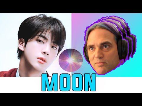 BTS Jin - Moon Reaction // 방탄소년단 // Guitarist React to KPOP