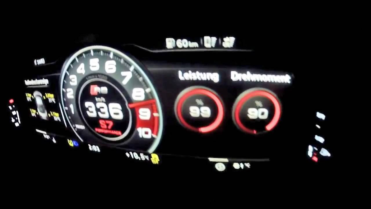 2017 Audi R8 V10 Plus Coupe Top Speed 335 km/h - YouTube
