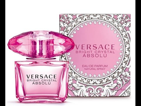 VERSACE BRIGHT CRYSTAL ABSOLU Версаче Брайт Кристал как отличить оригинал от подделки духи парфюм