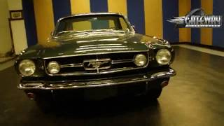 1965 Ford Mustang for sale at Gateway Classic Cars in our St. Louis showroom