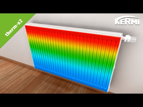 kermi therm x2 technik youtube. Black Bedroom Furniture Sets. Home Design Ideas