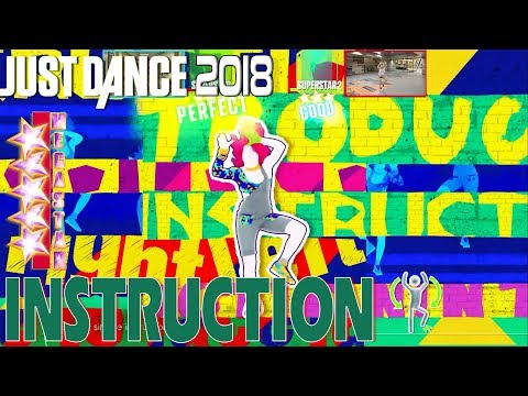 🌟 Just Dance 2018: Instruction - Jax Jones ft  Demi Lovato and Stefflon Don | Tony vs Marina 🌟