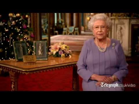 The Queen's 2014 Christmas speech: I am 'deeply touched' by medics fighting Ebola
