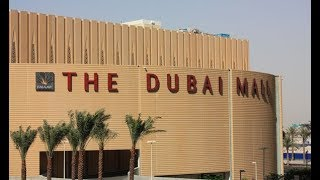 Dubai Mall !! The World Largest Mall