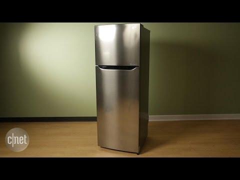 Here's the skinny on LG's smallest fridge