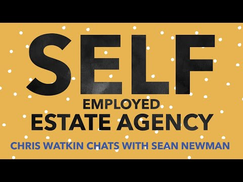 Sean Newman talks about his Associate Model of UK Estate Agency