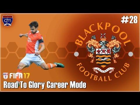FIFA 17 Blackpool Road To Glory: Salah Satu Penampilan Terbaik Myles Boney #28 (Bahasa Indonesia)