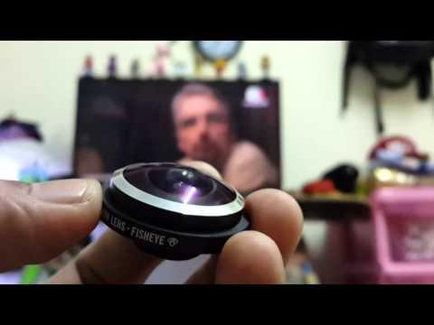 Super Wide  VS  Death Lens • Fisheye By Fuduhu.!!
