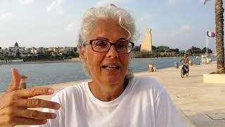"""Da Ancona a Brindisi, Cori(vice pres Greenpeace):"""" Dobbiamo salvare il mare dalla plastica"""""""
