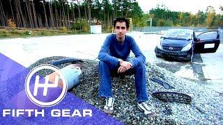 Fifth Gear: Human Crash Test Dummy