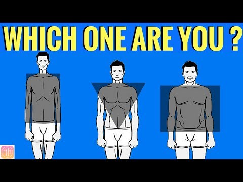 WHICH BODY TYPE ARE YOU? How to Train & Eat for YOUR body type?