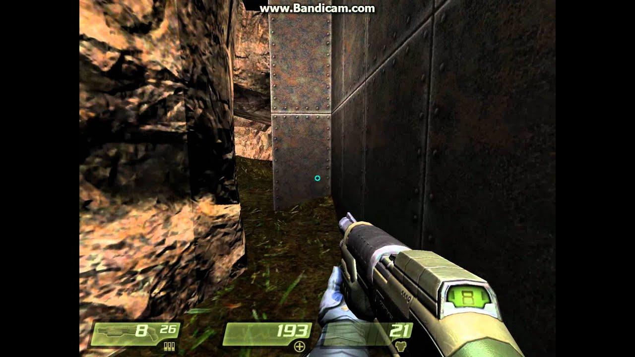 Quake 4- Quake 2 mod-Outer Base