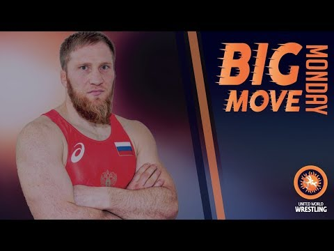 Big Move Monday -- Anzor BOLTUKAEV (RUS) -- 2016 European C'ships