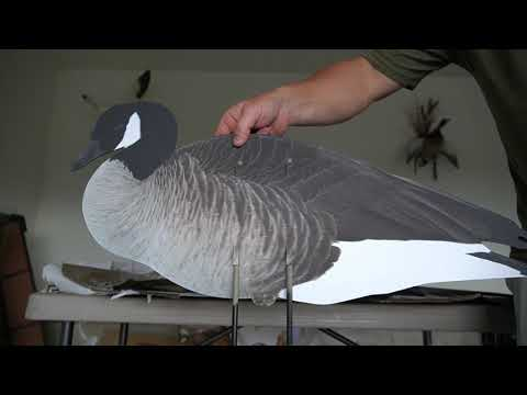 New!! Unboxing Real Geese Pro Series 3 Silhouettes  (are They Worth The Money)??