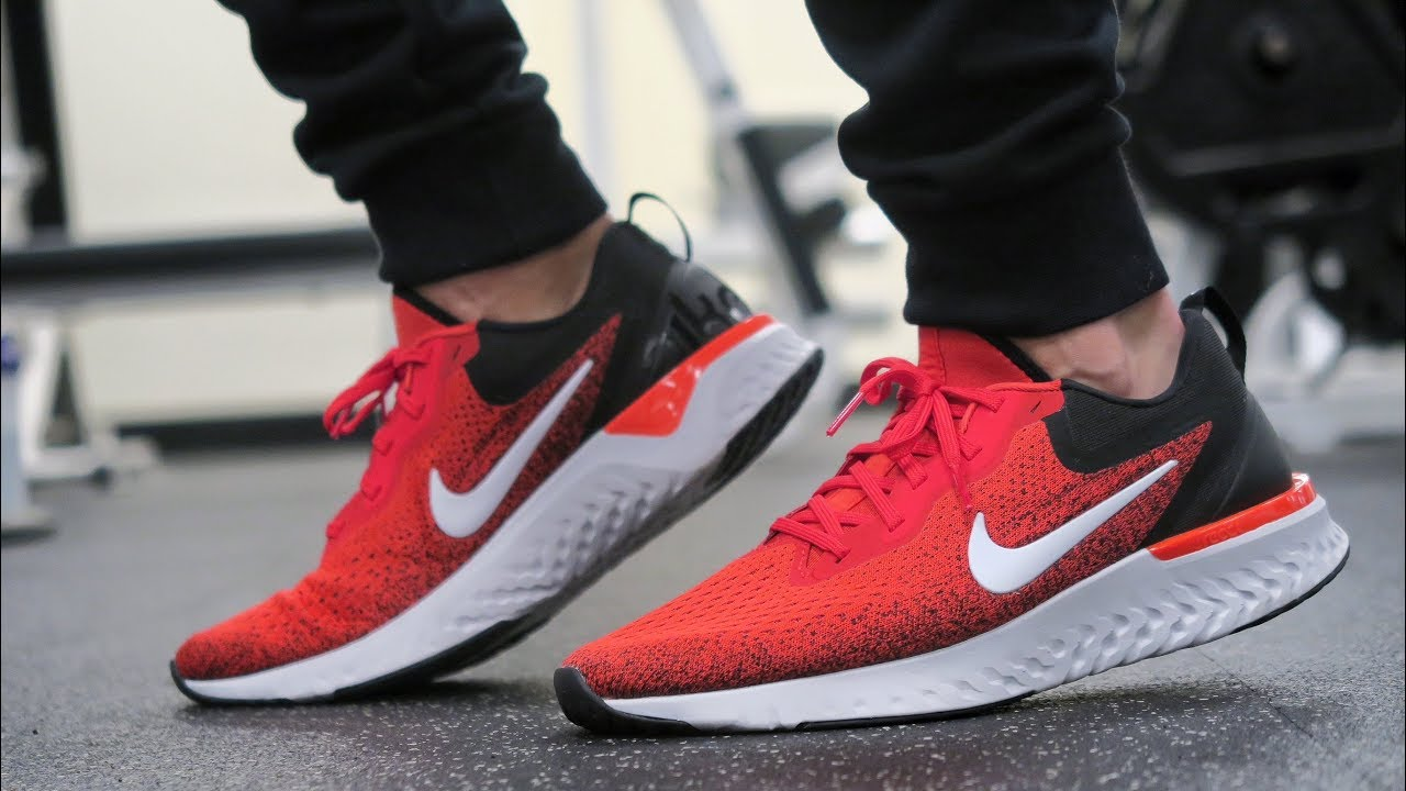 e7ff7a312dd8 Nike Odyssey React Review   ON FEET - YouTube