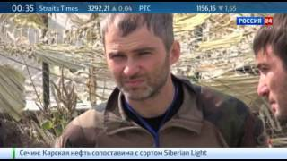Прилепин Луганск Донецк Сентябрь 2014