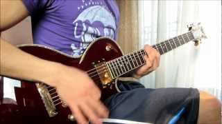 Woe, Is Me - I Came I Saw I Conquered (Guitar Cover) HD
