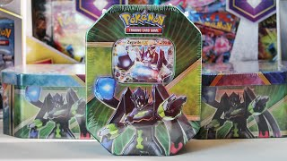 PERFECT ZYGARDE IS HERE!! - Opening a PERFECT ZYGARDE Tin! :: Pokémon TCG