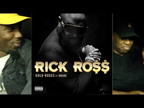 Rick Ross ft Drake – Gold Roses FIRST REACTION/REVIEW