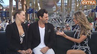 Maksim Chmerkovskiy & Peta Murgatroyd Open Up on Their Wedding Plans