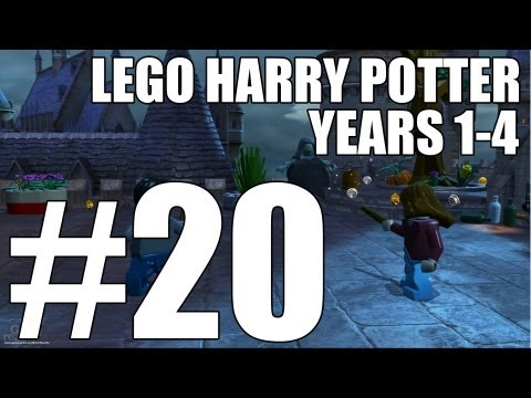 LEGO Harry Potter: Years 1-4 HD Playthrough - Part 20 |