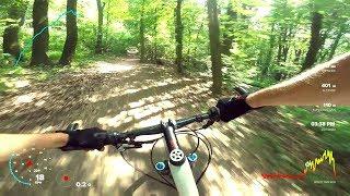 Bike test: GoPro HERO5 Black + GoPro Karma Grip + Chest Mount
