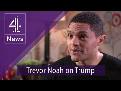 Download Youtube: Trevor Noah on Donald Trump, Race and The Daily Show | Full Interview