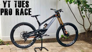 2018 YT Tues CF Pro Race | Unboxing and Build