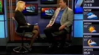 John Maroon on FOX 45 Morning News