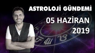 05 Haziran Astroloji Gündemi ve Burç Etkileşimleri (Astrobox)