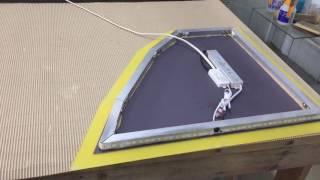 видео Профиль для зеркал