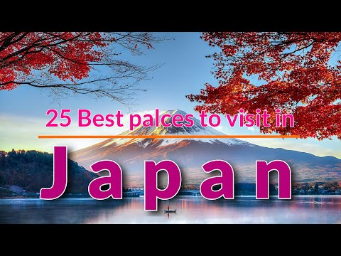25 Best Places To Visit In Japan [2020]