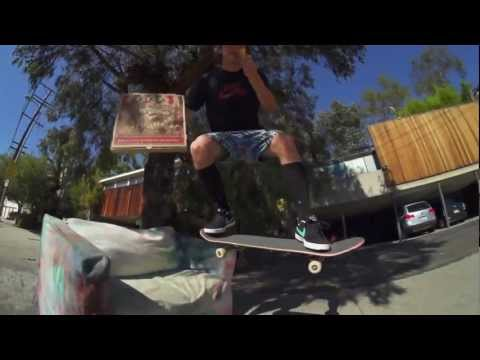 "Veja o video -Nike Skateboarding ""Inspired by Koston: Cory Kennedy"""