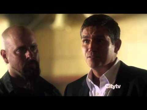 Person of Interest - Reese meets Bear