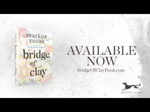 BRIDGE OF CLAY | Official Book Trailer