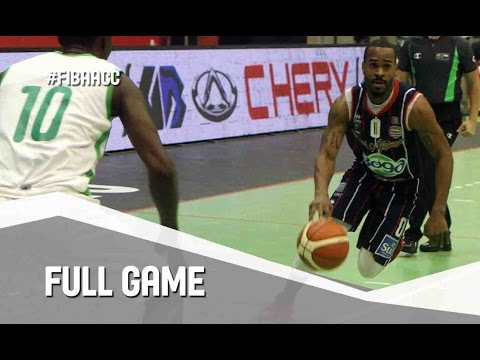 Kano Pillars (NGR) v Club Africain de Tunis (TUN) - Full Game - FIBAACC 2016