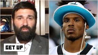 Cam Newton Is Going To Have To Dive Into The Patriots' Playbook - Rob Ninkovich | Get Up