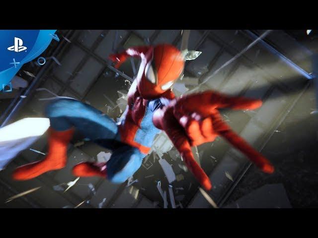 『Marvel's Spider-Man』 TVCM