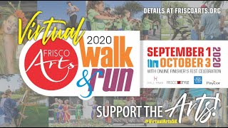 Frisco Arts 5K Walk & Run - YES