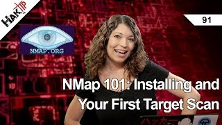HakTip: NMap - The Network Mapper for Gurus